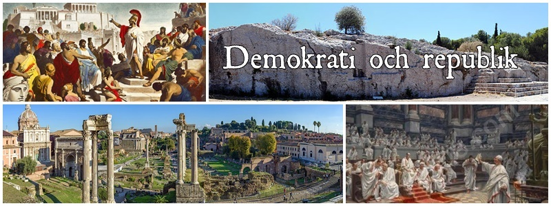 Demokrati och republik